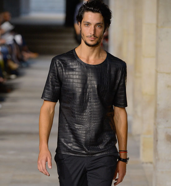 hermes-crocodile-leather-tshirt