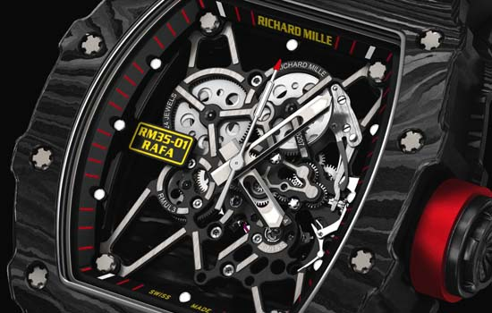 Richard Mille RM 35-01 Rafael Nadal Watch