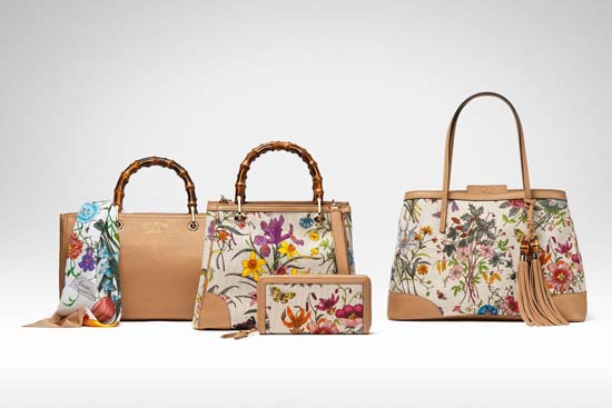 Gucci celebrates 50 years in Japan