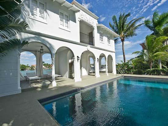 Al Capone former Miami Beach mansion