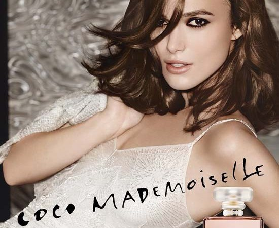 Keira Knightley Stars in New Chanel Ad