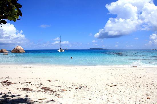 7. Anse Lazio, Praslin Island, Seychelles