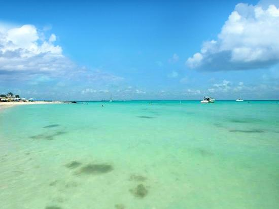 10. Playa Norte, Isla Mujeres, Mexico