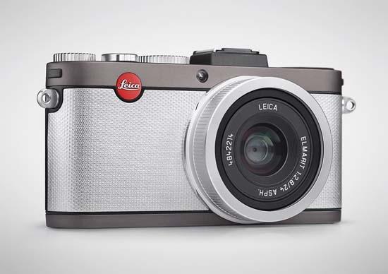 Leica X-E (Type 102) Titanium Anodized