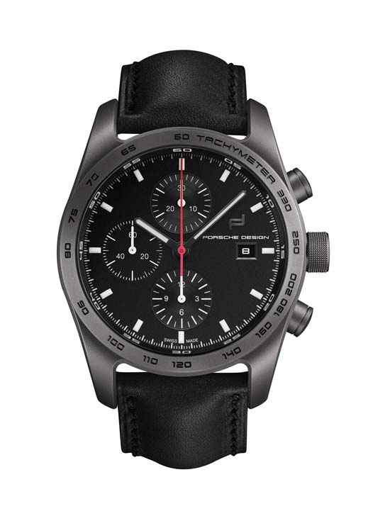 Porsche Design Chronograph Titanium L.E. - REF. 6011.10.406.113