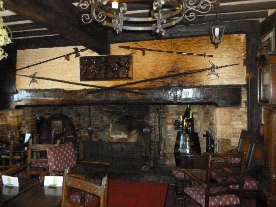The Mermaid Inn / Rye, England