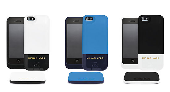Michael Kors Duracell Powermat Kit for iPhone 5/5s $140.00