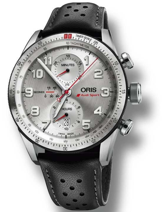 Oris Audi Sport Chronograph / Reference 01 774 7661 7481-Set