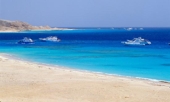 7. Hurghada, Egypt (Average nightly hotel rate: $100)