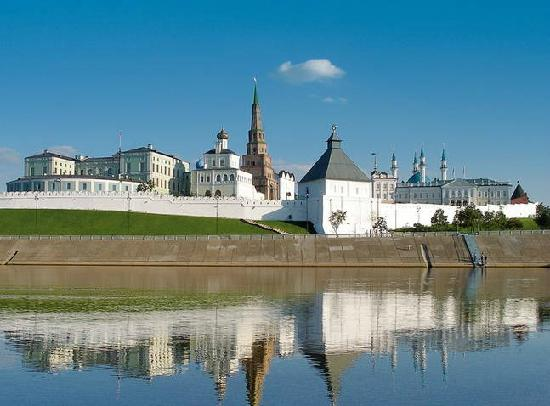 8. Kazan, Russia (Average nightly hotel rate: $108)