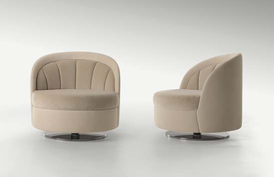 ASHLEY armchair starting from €5,700 (Approx. $6,428 USD)