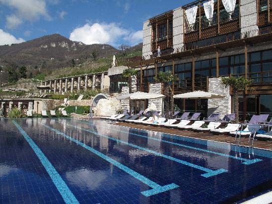 8. Lefay Resort & Spa Lago di Garda - Gargnano, Italy