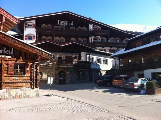 7. Hotel Alpin Spa Tuxerhof - Tux, Austria