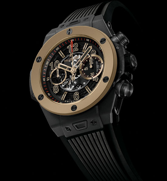 Hublot Big Bang Unico Magic Gold - Reference 411.CM.1138.RX