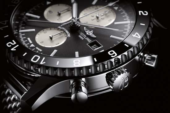 Breitling-Chronoliner-dial