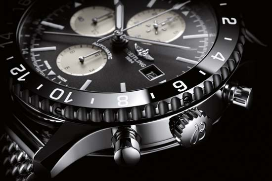 Breitling Reinterprets The Spirit Of Aviation With Chronoliner Watch