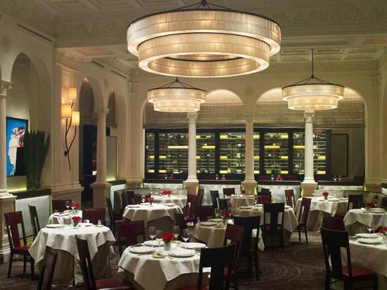 Restaurant Daniel NYC