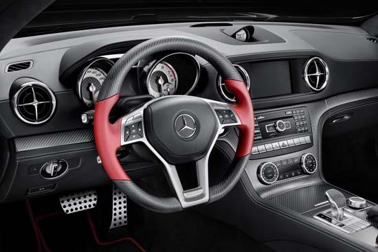 Mercedes-Benz SL-Klasse (R 231), 2015