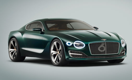 Bentley Introduces The EXP 10 Speed 6 Concept