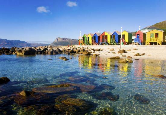 10. Cape Town Central, South Africa