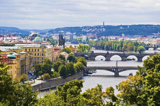 5.Prague, Czech Republic