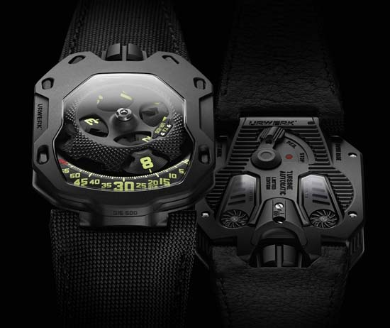 Urwerk UR-105TA Black