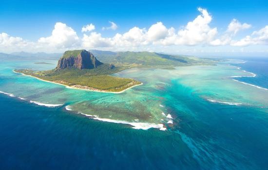 8. Mauritius, Africa