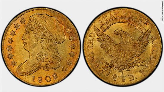 1808 Quarter Eagle