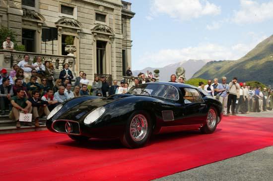 """1957 Maserati 450 S Coupe – known as """"il Mostro"""""""