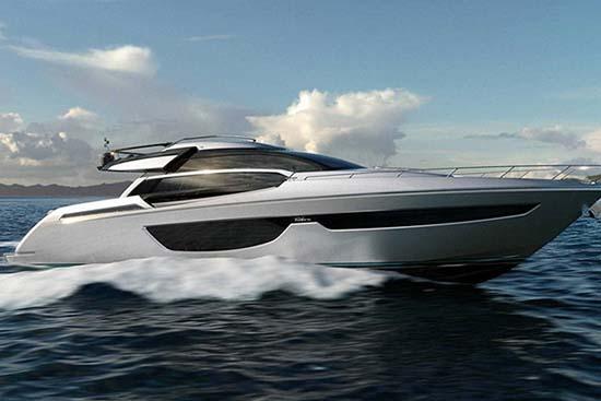 Riva 76 Yacht