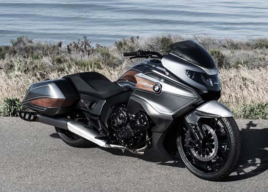 BMW Motorrad Unveils Concept 101
