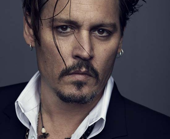 Johnny Depp Is New Face Of Dior Men's Fragrance