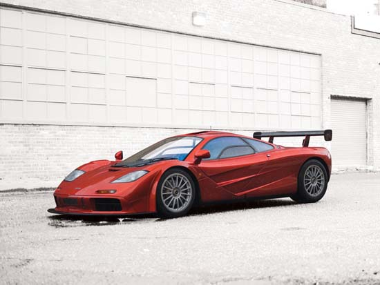1998 McLaren F1 'The Road Going LM'