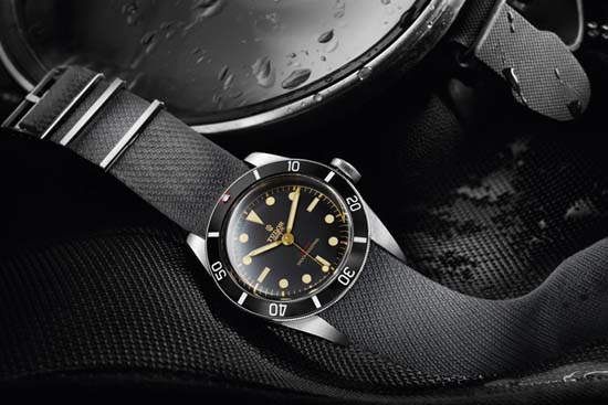 Tudor Heritage Black Bay One Ref. 7923/001