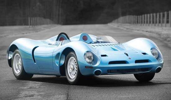1967-Bizzarrini-P538-front