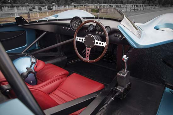 1967-Bizzarrini-P538-interior