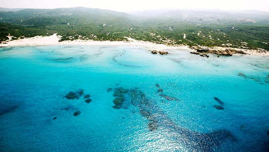 Best-beaches-in-Sardinia-Italy-Rena-Majori