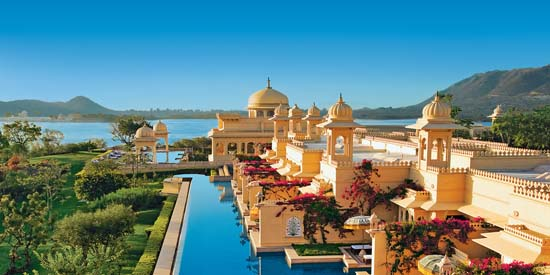 Oberoi Udaivilas Voted The Best Hotel In The World