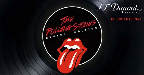 S.T.-Dupont-The-Rolling-Stones-collection