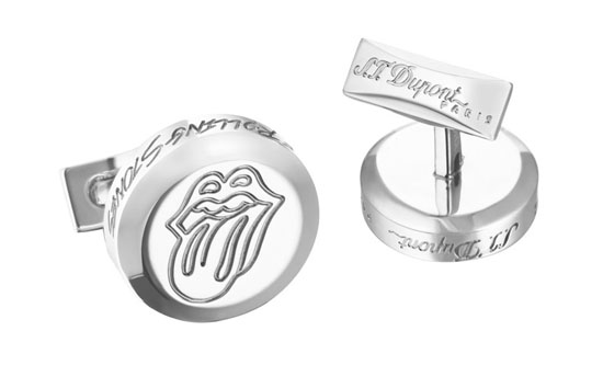 S.T.-Dupont-The-Rolling-Stones-cufflinks