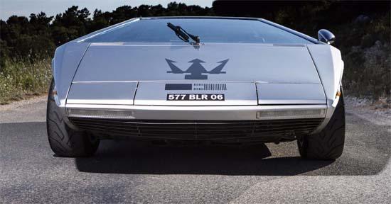 Maserati Boomerang Coupé