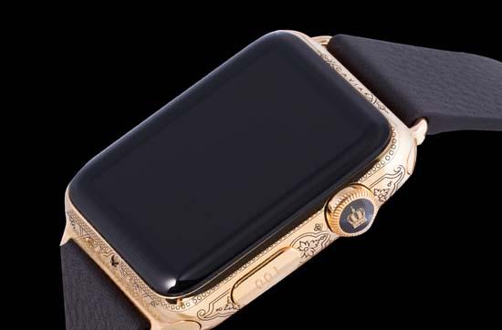 Apple Watch Epoca Imperia Peter I Leather