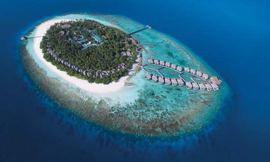 The Spectacular Outrigger Konotta Maldives Resort Is The Right Place To Chill Out