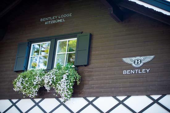 Bentley Lodge, Kitzbühel