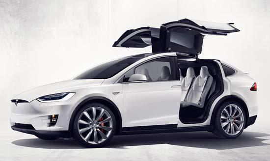 Tesla-Model-X-front