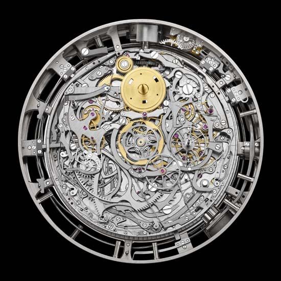 Vacheron Constantin Calibre 3750