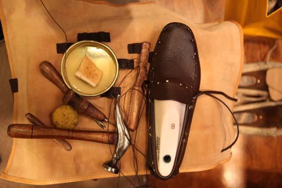 car-shoe-making