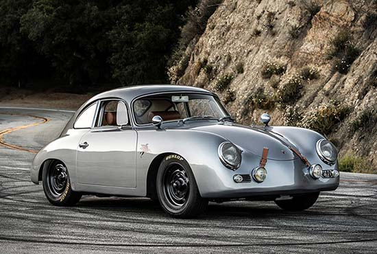 1959 Porsche 356 Emory Outlaw Is Out Of This World