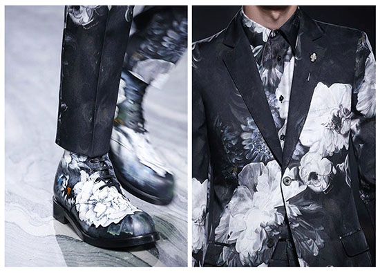 Alexander McQueen Men's Autumn Winter 2016