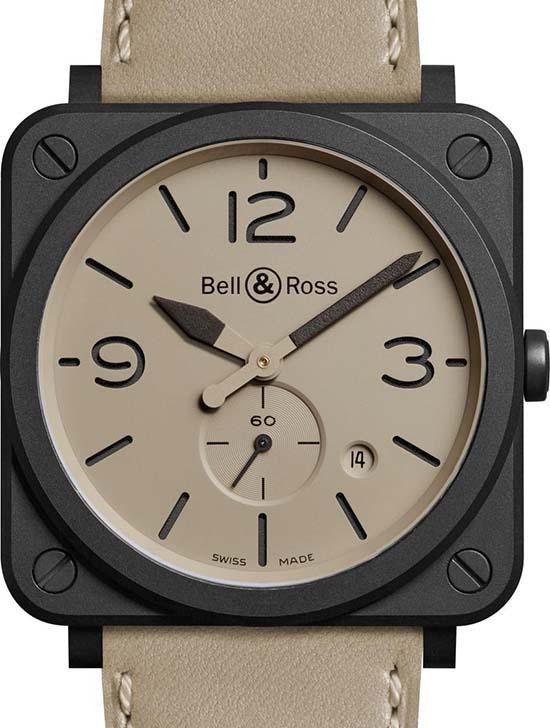 Bell & Ross BR S Desert Type Quartz